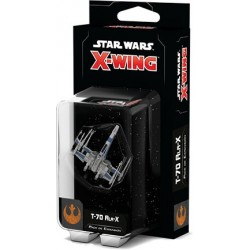 X-Wing T-70 un jeu FFG France / Edge