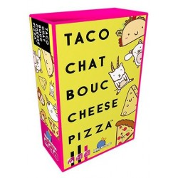 Taco Chat Bouc Cheese Pizza un jeu Blue orange