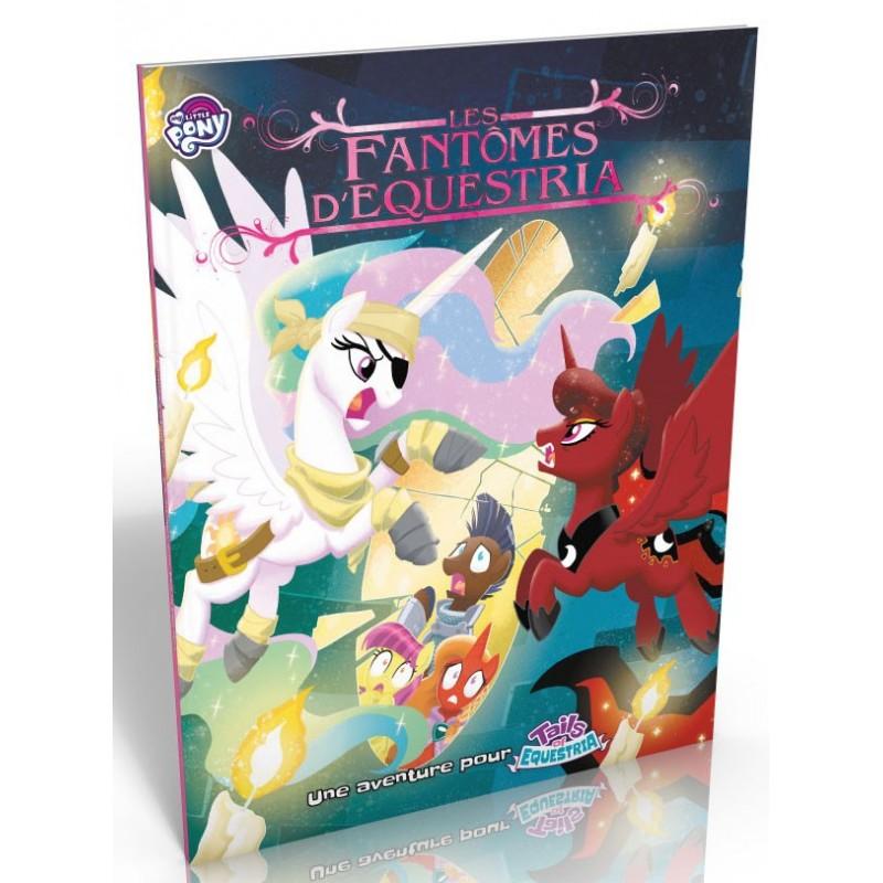 Tails of Equestria : Les Fantômes d'Equestria un jeu Black Book