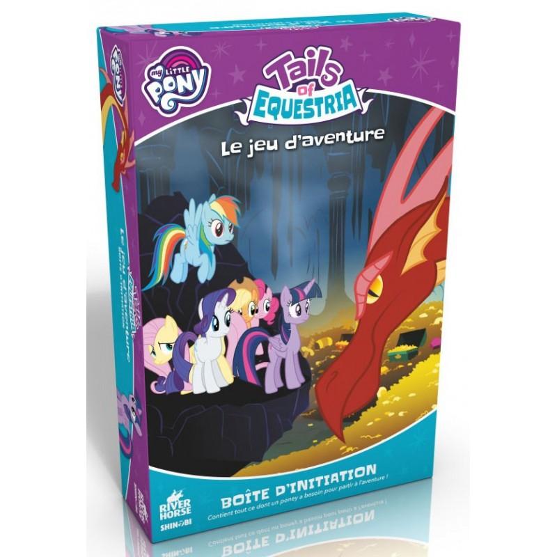 Tails of Equestria : Boite d'Initiation un jeu Black Book