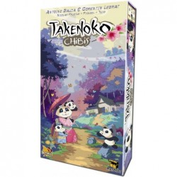 Takenoko - Chibis un jeu Bombyx