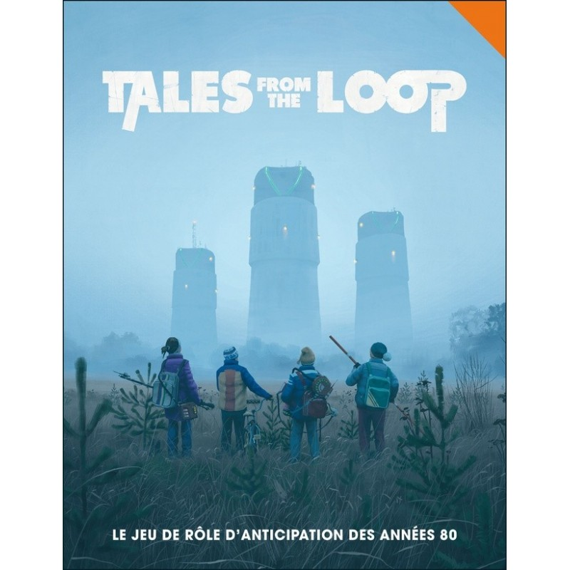 Tales from the loop un jeu Arkhane Asylum Publishing
