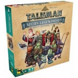 Talisman - Récits Légendaires un jeu Matagot