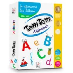 Tam Tam Alphabet un jeu AB Ludis Editions