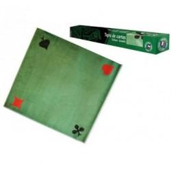 Tapis de cartes 77 x 77cm un jeu France Cartes