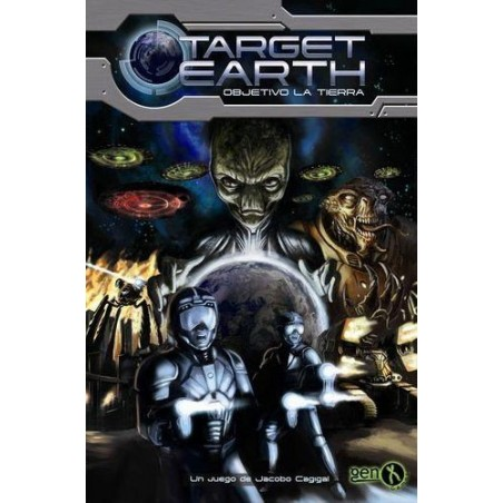 Target Earth un jeu