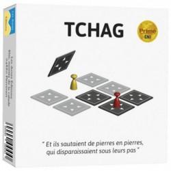 Tchag un jeu Les dunes Editions