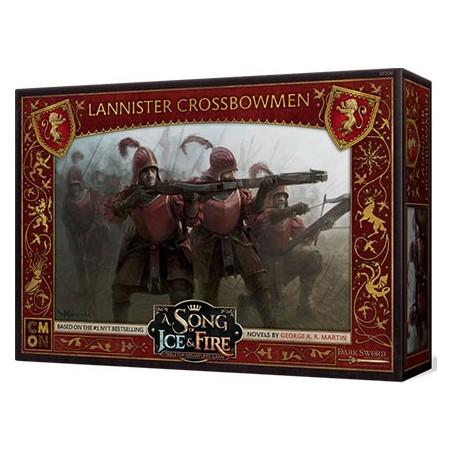 Arbalétriers Lannister un jeu Edge