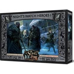 Héros de la garde de nuit # 1 un jeu Edge