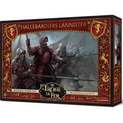 Hallebardiers Lannister un jeu Edge