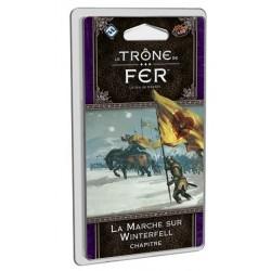 La marche sur Winterfell un jeu FFG France / Edge
