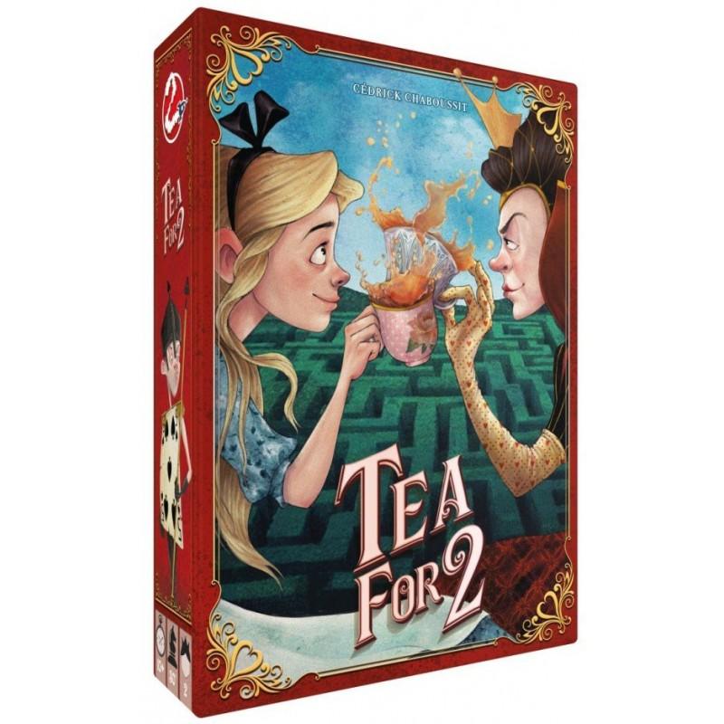 Tea For 2 un jeu Space cowboys