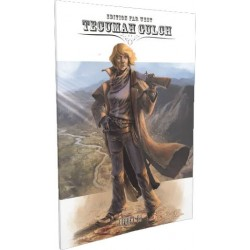 Tecumah Gulch - Livret de PJ un jeu Deadcrows