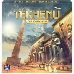 Tekhenu - L'obélisque du soleil un jeu Pixie Games