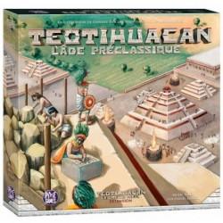 Teotihuacan Extension l'age préclassique un jeu Pixie Games