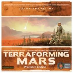 Terraforming Mars un jeu Intrafin Games