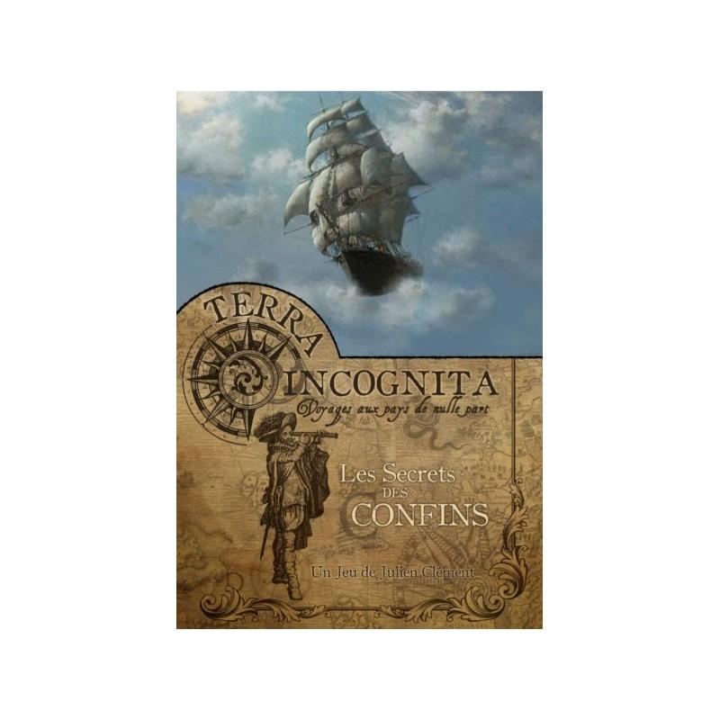 Terra Incognita - Livre 5 - Les secrets des confins un jeu Les XII singes