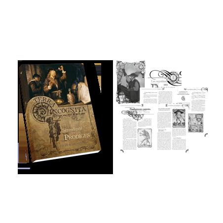 Livre 4 - Serendipité et prodiges un jeu Les XII singes