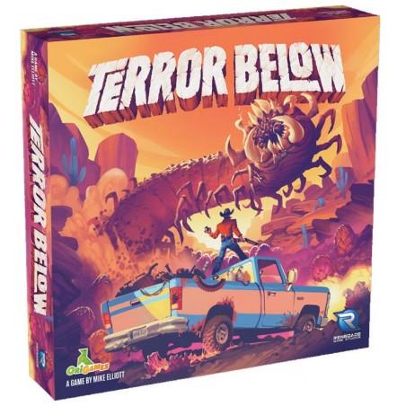 Terror Below un jeu Origames