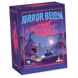 Terror Below Extension L'ultime secret un jeu Origames