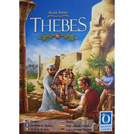Thebes un jeu Queen Games