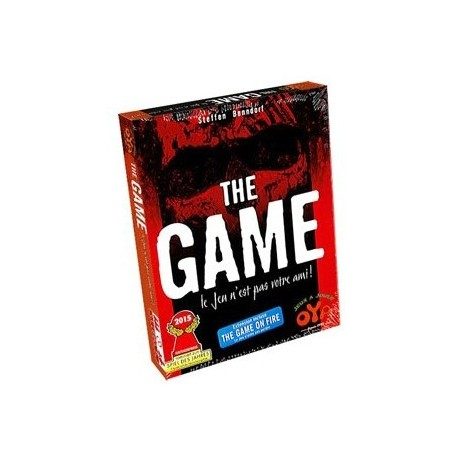 The Game un jeu Oya