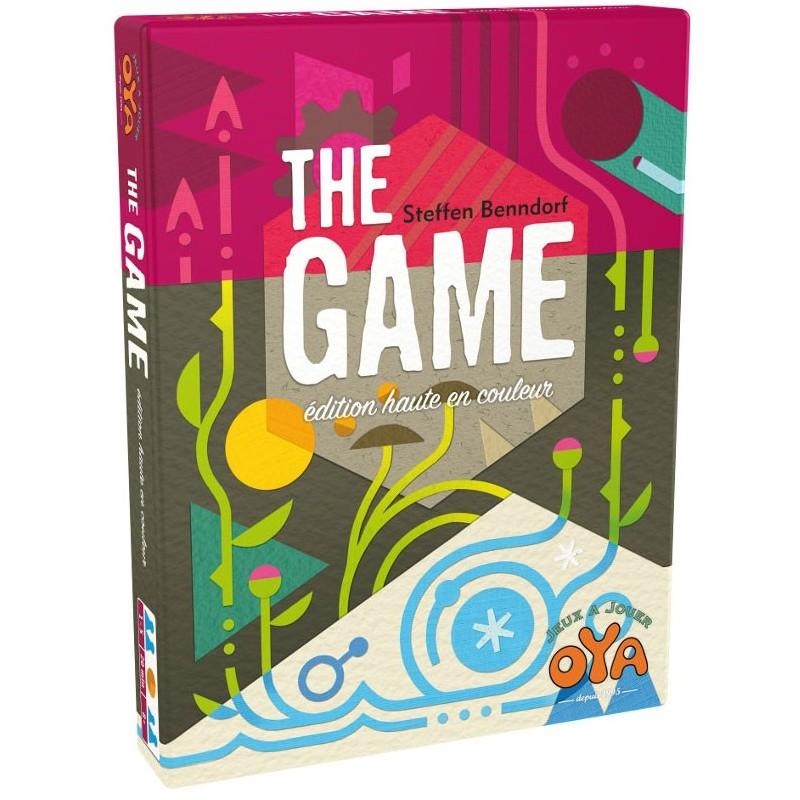 The game - Edition haute en couleur un jeu Oya