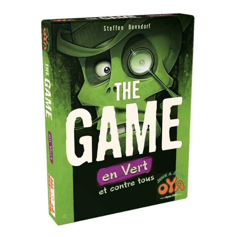 The game - En vert et contre tous un jeu Oya