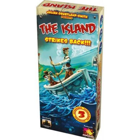The island - Strikes back un jeu Asmodee