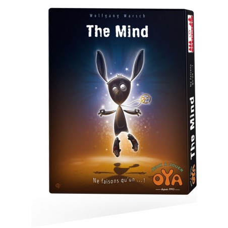 The Mind - Version Francaise un jeu Oya