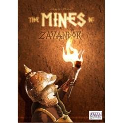 The mine of Zavandor un jeu Z-Man Games