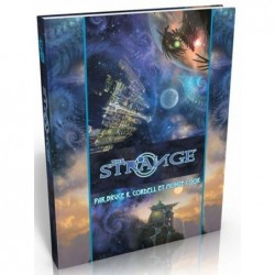 The strange - Livre de base un jeu Black Book