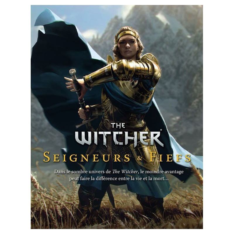 The Witcher - Seigneurs & Fiefs un jeu Arkhane Asylum Publishing