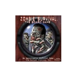 Zombie Survival The Board game un jeu Autre