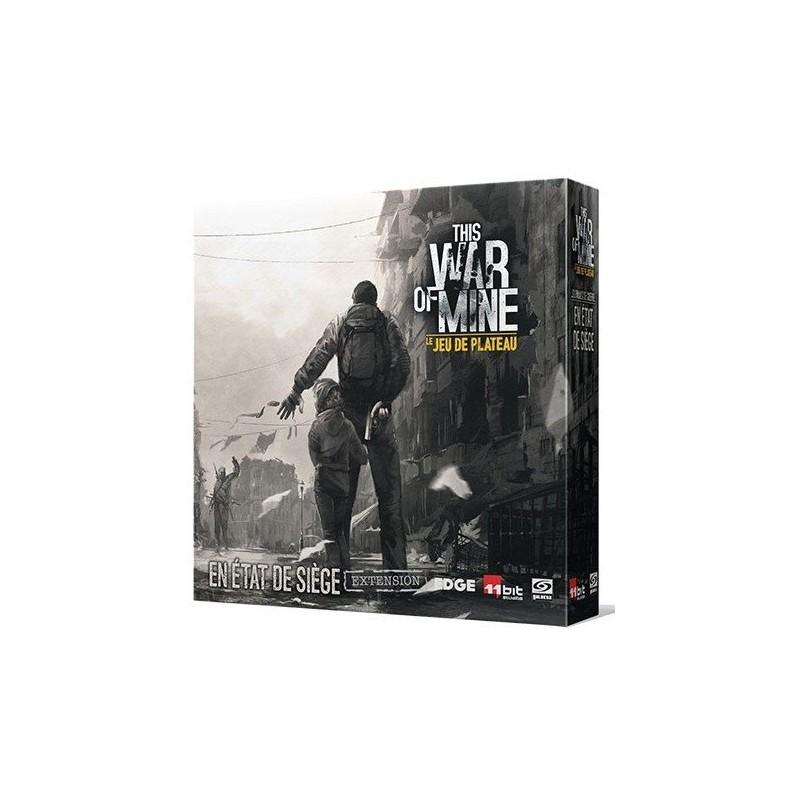 This War of Mine - En État de Siège (Ext) un jeu Edge