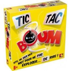 Tic Tac Boum un jeu Asmodee