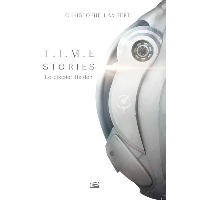 T.I.M.E. Stories - Dossier Heiden (roman) un jeu Space cowboys