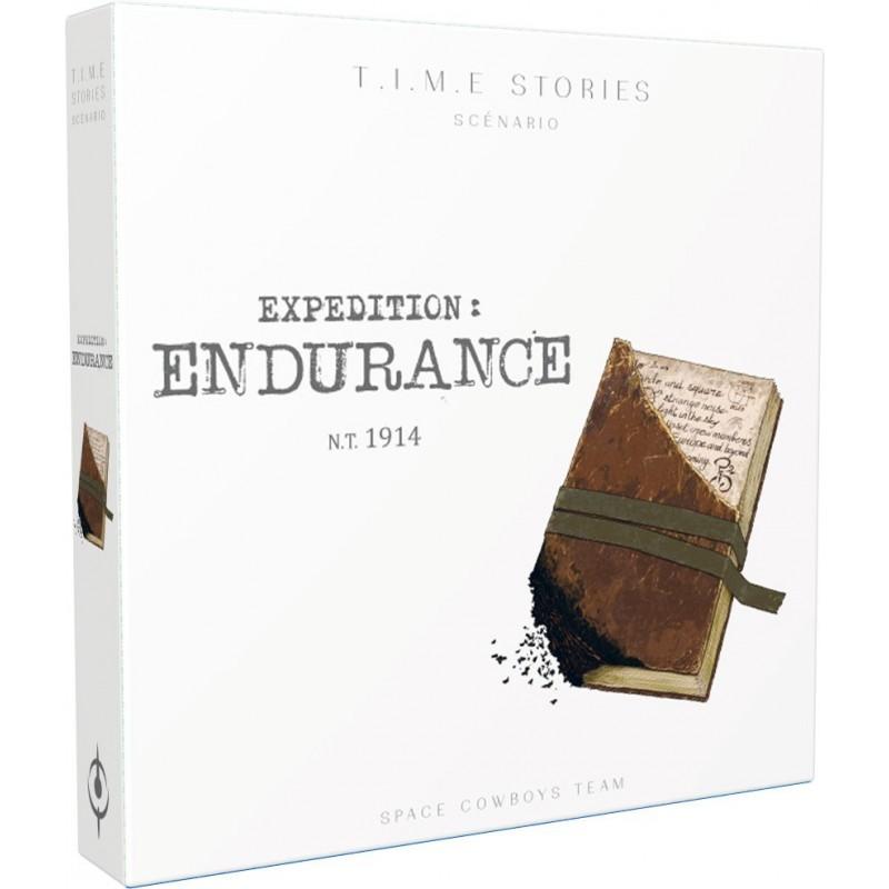 Time Stories - Endurance un jeu Space cowboys