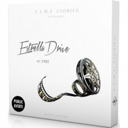 Time Stories - Estrella Drive un jeu Space cowboys