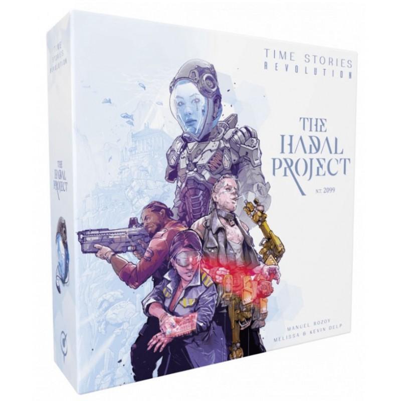 Time Stories Revolution : The Hadal project un jeu Space cowboys