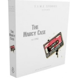 Time Stories - Scénario The marcy case un jeu Space cowboys