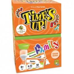 Time's up Family 2 Orange un jeu Repos Prod