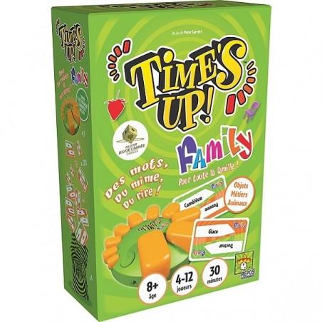 Time's Up Family Buzzer un jeu Asmodee