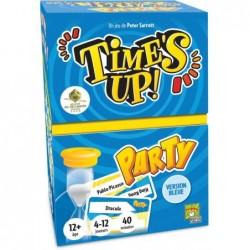 Time's up Party 2 Bleu un jeu Repos Prod