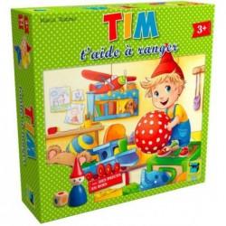 Tim t'aide à ranger un jeu Matagot