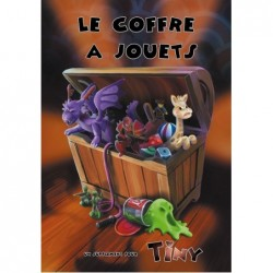 Tiny - Le coffre à jouets un jeu JdREditions