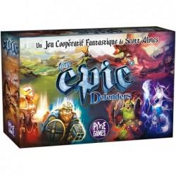 Tiny Epic Defenders un jeu Pixie Games
