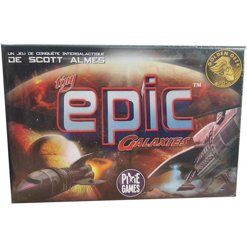 Tiny Epic Galaxies un jeu Pixie Games