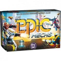 Tiny Epic Mech un jeu Pixie Games