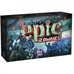 Tiny Epic Zombies un jeu Pixie Games